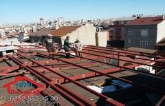Çelik Çatı m2 Fiyatı