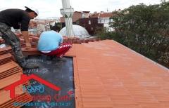 Kiremit Çatı Uygulamaları